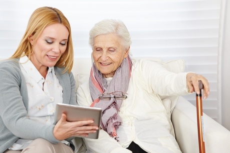 Senior Care Auditors help frail elders stay safe at home.