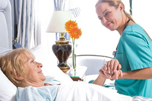 how to help families of loved ones receiving palliative care